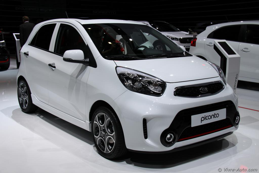 Gen ve 2015 les photos du stand kia - Geneve 2015 salon ...