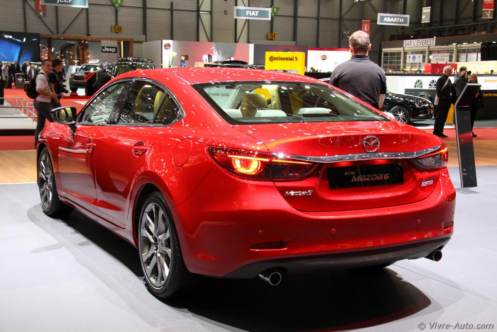 Gen ve 2015 les photos du stand mazda - Geneve 2015 salon ...