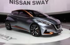 Genève 2015 : les photos du concept Nissan SWAY