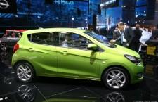 Genève 2015 : les photos du stand Opel