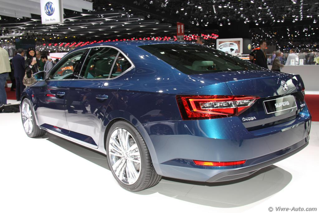 Salon de gen ve 2015 les photos de la nouvelle skoda - Geneve 2015 salon ...