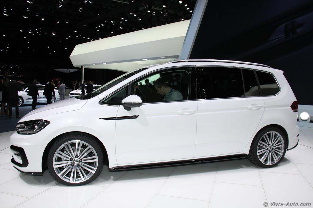 Gen ve 2015 les photos du stand volkswagen - Geneve 2015 salon ...