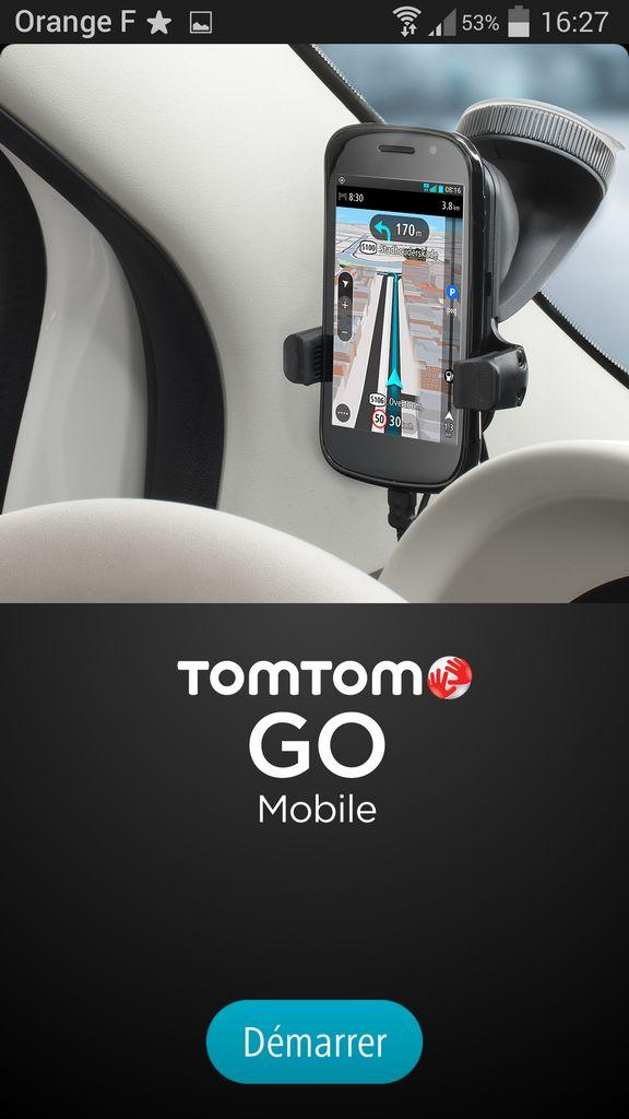 Lire l'article «TomTom Go Mobile, la nouvelle application de navigation sur Android avec une offre gratuite»