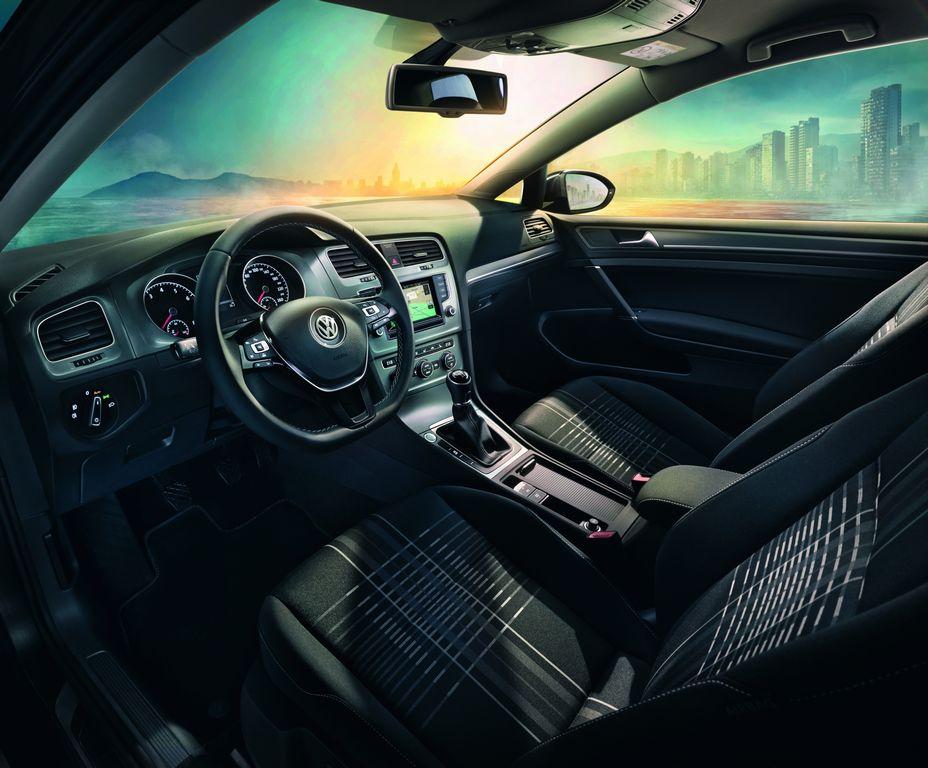Lire l'article «Nouvelle série spéciale Lounge pour les Volkswagen Golf Sportsvan et SW»