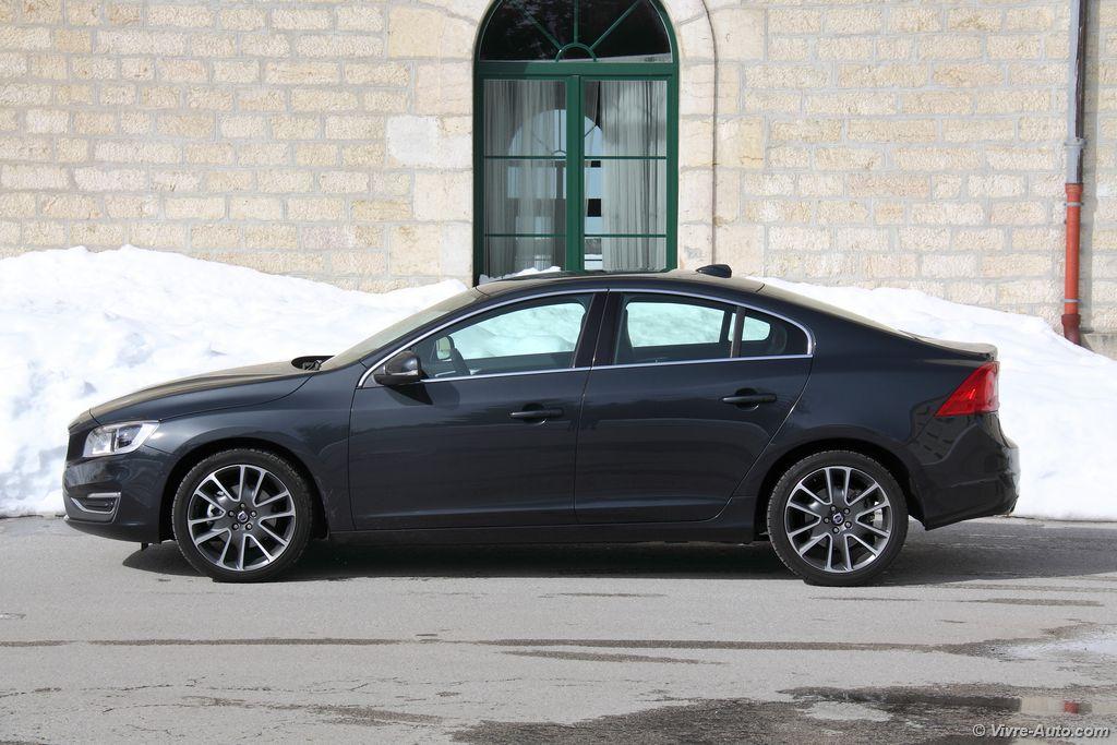 Lire l'article «Essai Volvo S60 D4 Geartronic (BVA8)»