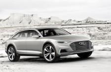Audi Prologue Allroad Concept : troisième étude de style