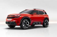 Citroën Aircross Concept : le futur C4 Aircross ?