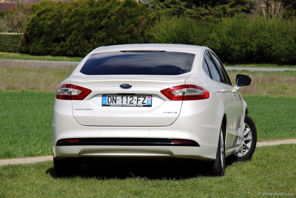 Lire l'article «Essai Ford Mondeo Hybrid : à la conquête de l'Europe»