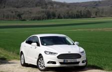 Essai Ford Mondeo Hybrid : à la conquête de l'Europe