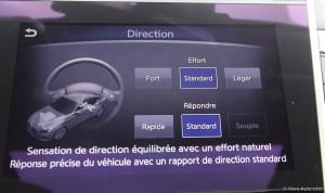 Infiniti Q50 direction - essai Vivre Auto