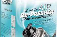 Meguiar's Air Re-fresher : test du destructeur d'odeurs