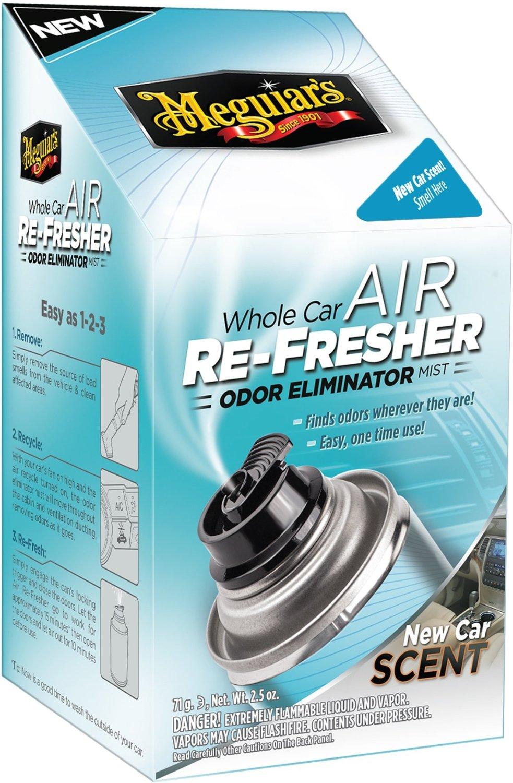 meguiar 39 s air re fresher test du destructeur d 39 odeurs. Black Bedroom Furniture Sets. Home Design Ideas