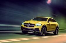 Mercedes GLC Coupé Concept : une suite logique