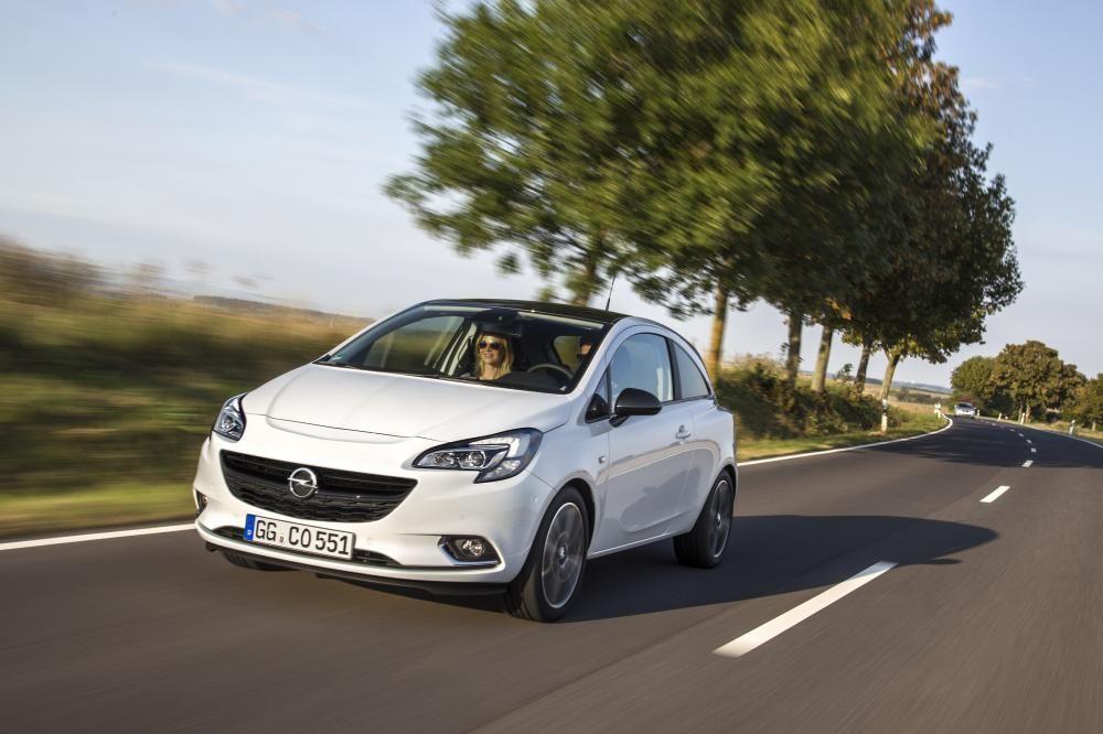 Lire l'article «Nouvelle Opel Corsa, disponible en GPL !»