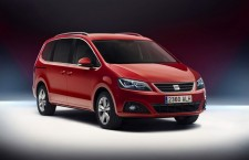 Le Seat Alhambra 2015 s'offre un restylage