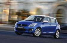 Suzuki Swift : nouvelle gamme pour 2015