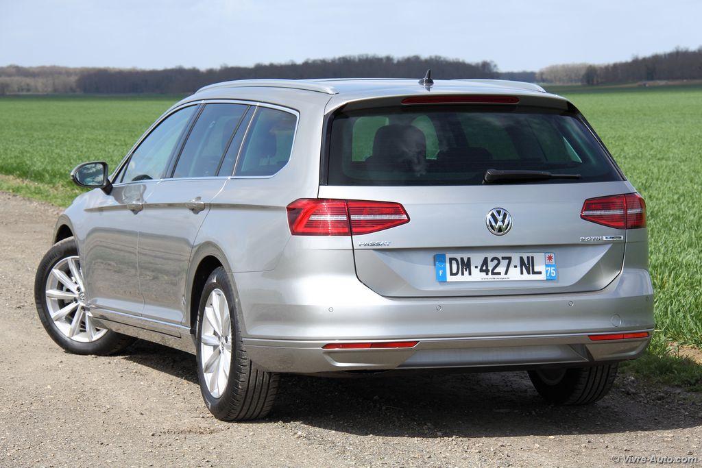 Lire l'article «Essai nouvelle Volkswagen Passat SW TDI 150»