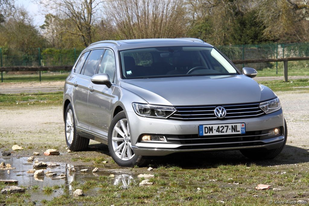 essai nouvelle volkswagen passat sw tdi 150. Black Bedroom Furniture Sets. Home Design Ideas