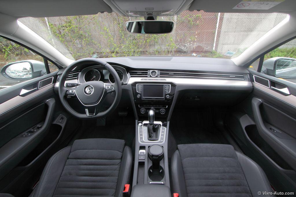 Essai Nouvelle Volkswagen Passat Sw Tdi 150