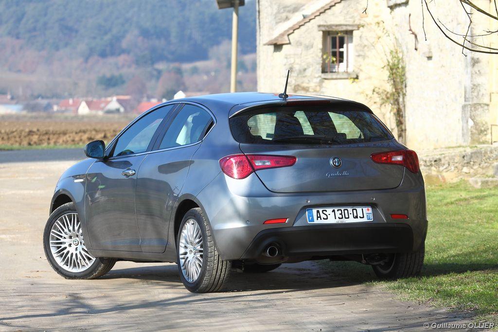 Lire l'article «Essai Alfa Romeo Giulietta JTDM 105»