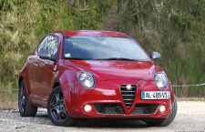 Essai Alfa Romeo Mito Quadriofoglio Verde 170 ch