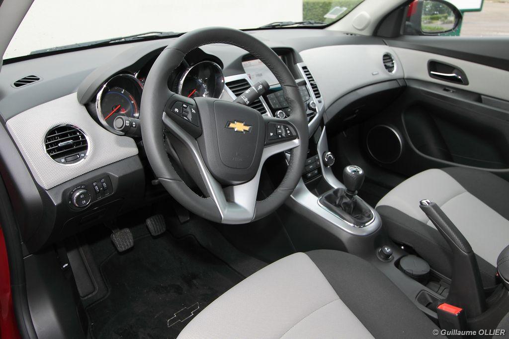 Lire l'article «Essai Chevrolet Cruze VCDI 163»