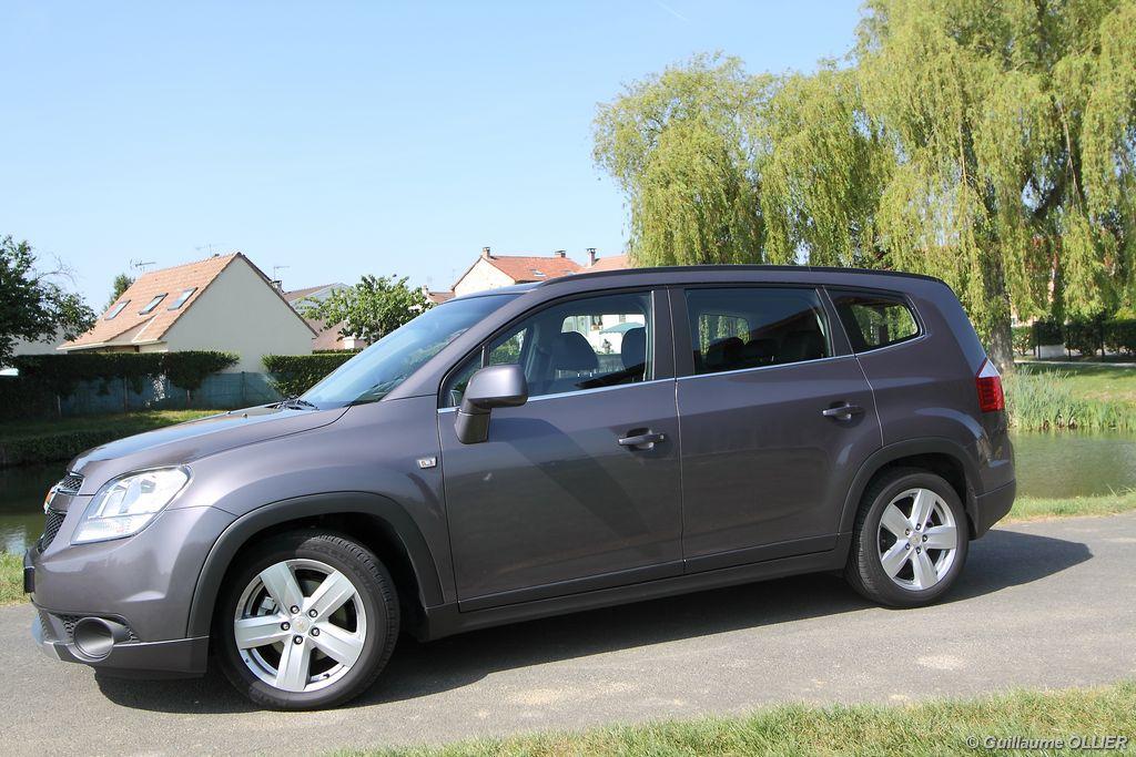Lire l'article «Essai Chevrolet Orlando VCDI 163»
