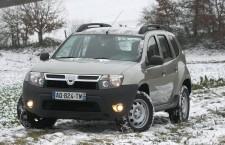 Essai Dacia Duster dCi 110 4×4