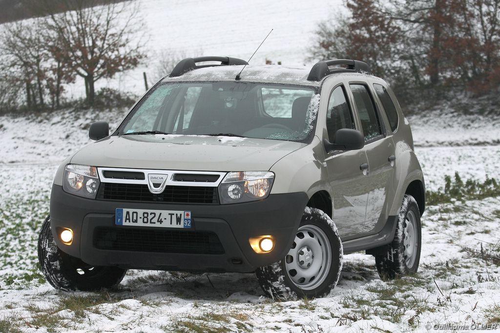 Lire l'article «Essai Dacia Duster dCi 110 4×4»
