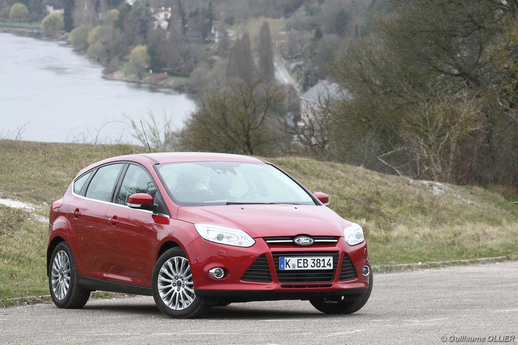 Lire l'article «Essai Nouvelle Ford Focus»