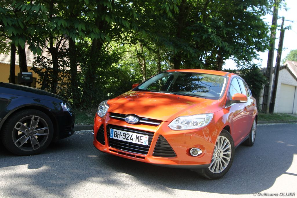 Lire l'article « Essai Ford Focus CDTi 115 »