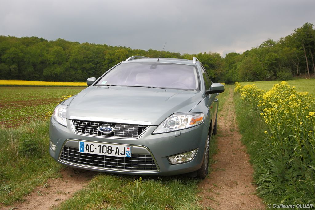 Lire l'article « Essai Ford Mondeo Clipper TDCi 175 »