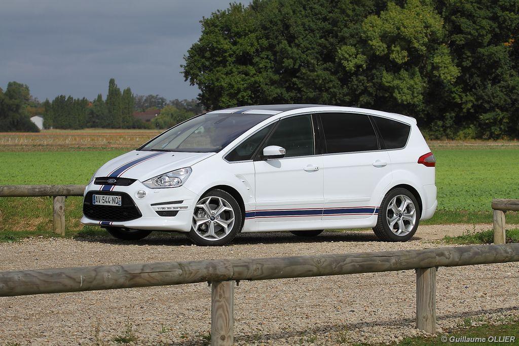 Lire l'article «Essai Ford S-Max Sport Edition SCTi 203»