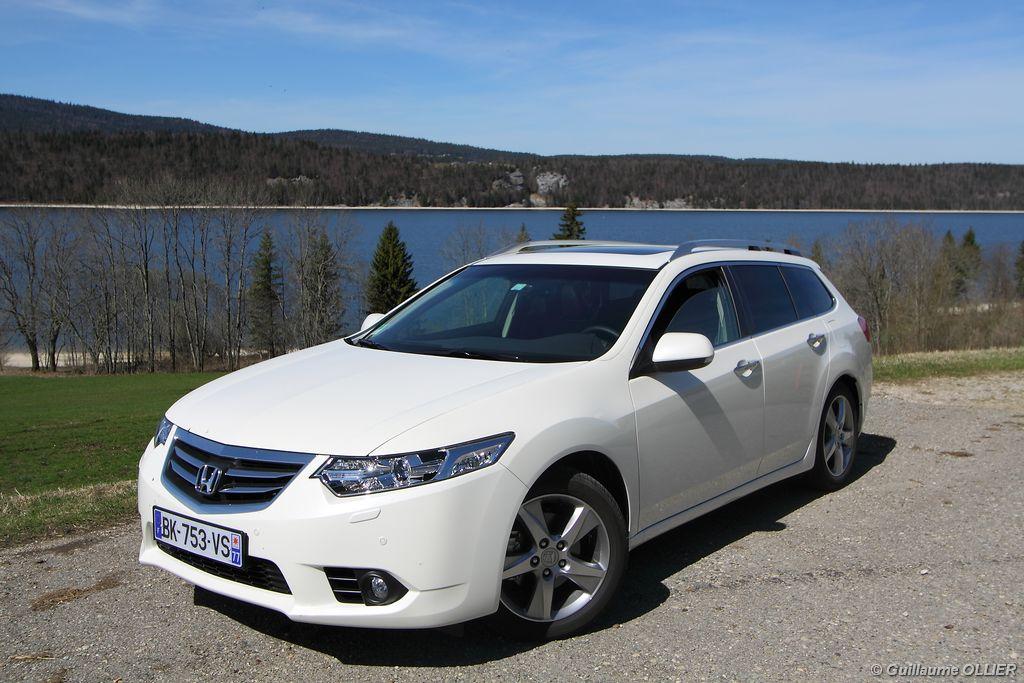 Lire l'article «Essai Honda Accord Tourer i-DTEC 150»