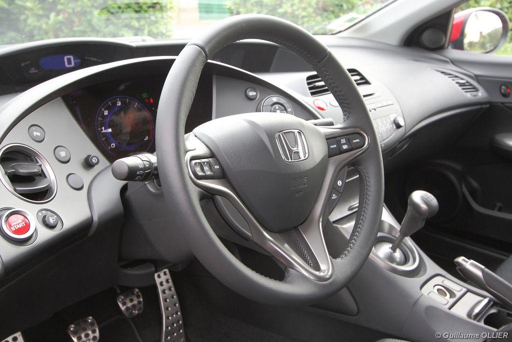 Lire l'article «Essai Honda Civic 2.2 i-CDTi 140»