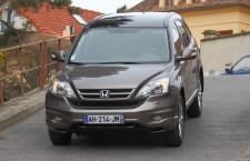 Essai Honda CR-V 2.2 i-DTEC 150
