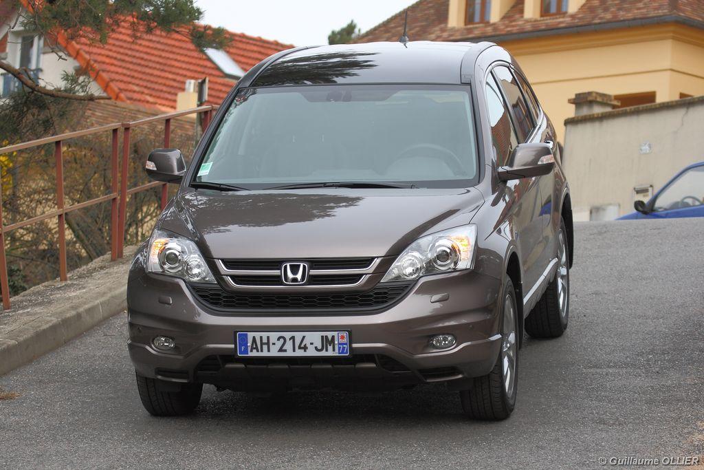 Lire l'article «Essai Honda CR-V 2.2 i-DTEC 150»