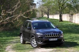 Jeep Cherokee 2015 - essai Vivre Auto