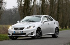Essai Lexus IS 200d