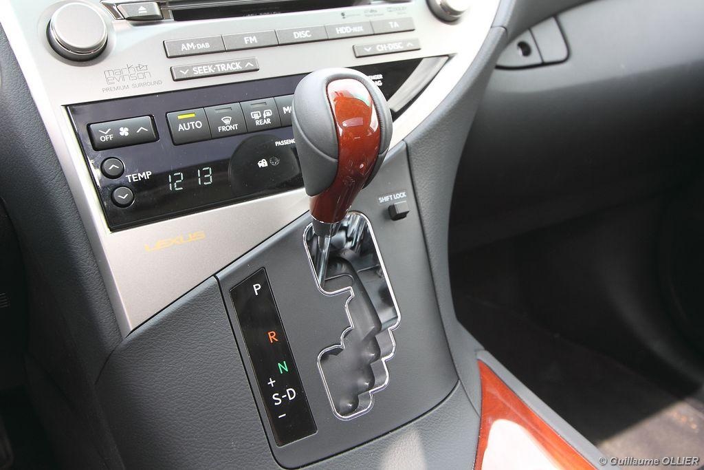 Lire l'article «Essai Lexus RX 450h»
