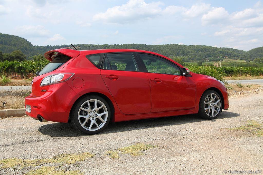 Lire l'article «Essai Mazda 3 MPS 260 ch»