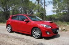 Essai Mazda 3 MPS 260 ch