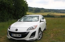 Essai Mazda 3 1.6 MZ-CD 115