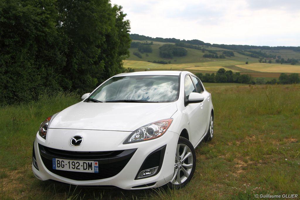 Lire l'article «Essai Mazda 3 1.6 MZ-CD 115»