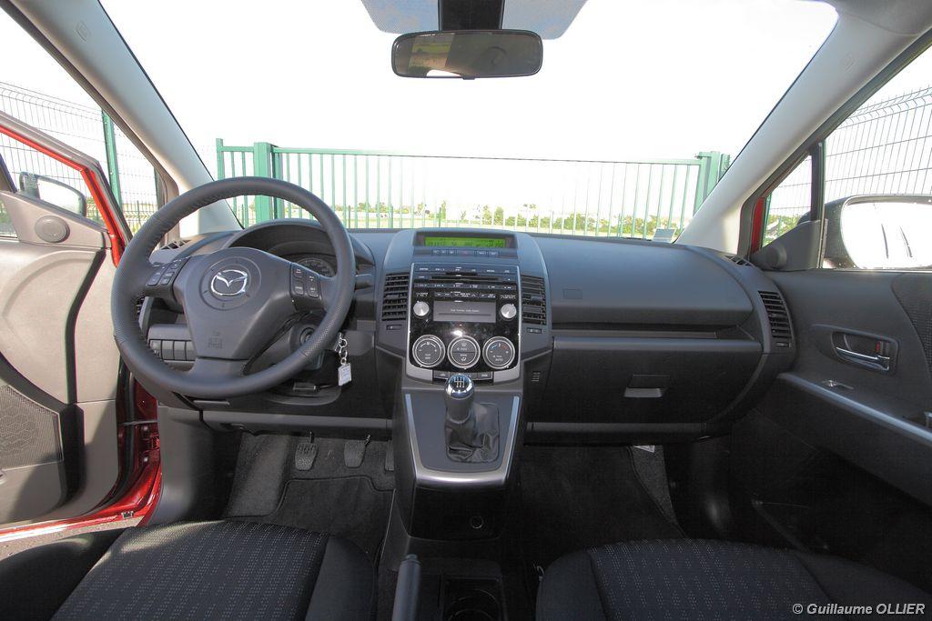 Lire l'article «Essai Mazda 5 MZR-CD 110»