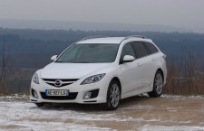 Essai Mazda 6 Fastwagon MZR-CD 163
