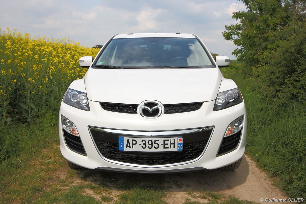 Lire l'article « Essai Mazda CX-7 MZR-CD 173 »