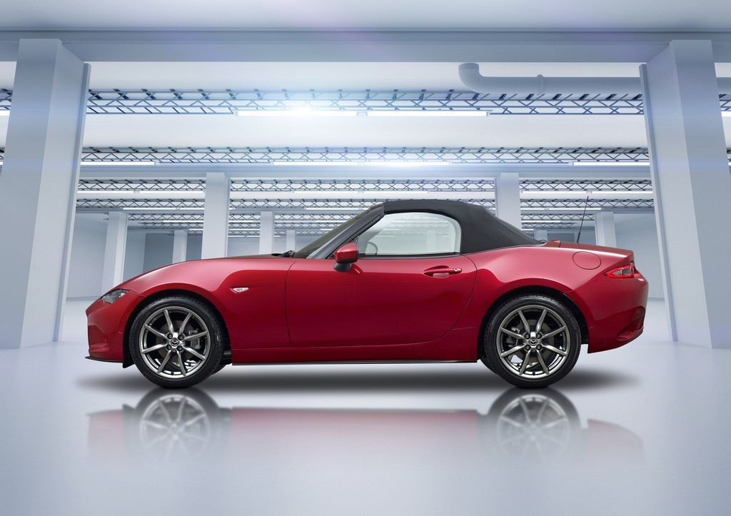 Lire l'article «Les tarifs et équipements du nouveau Mazda MX-5»