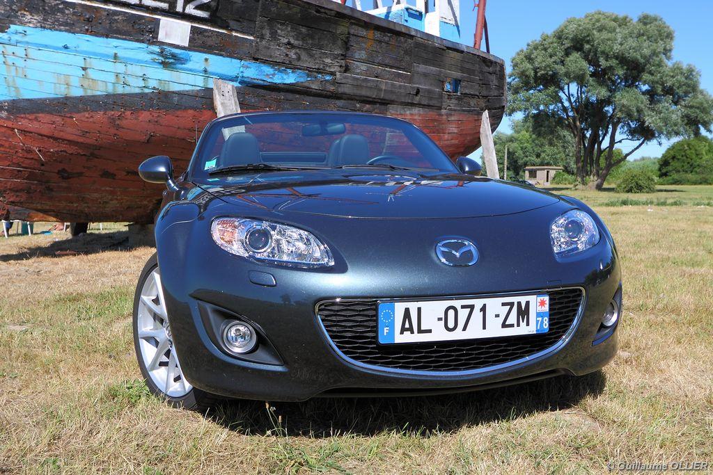 Lire l'article «Essai Mazda MX-5 MZR 160»