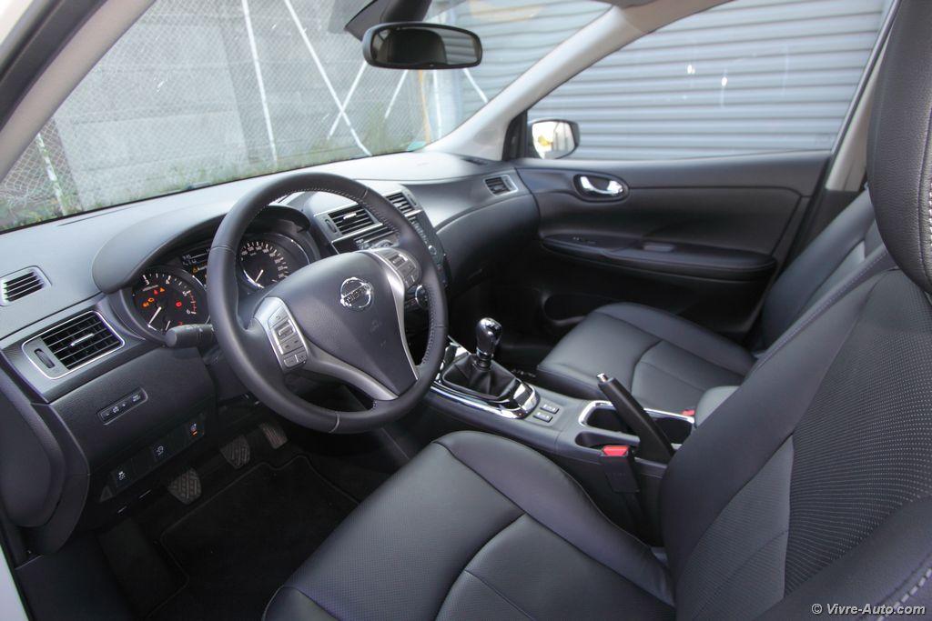 Lire l'article «Essai Nissan Pulsar dCi 110 : un retour gagnant ?»